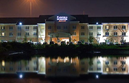 Außenansicht Fairfield Inn & Suites Tampa Fairgrounds/Casino