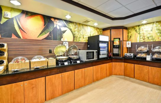 Restaurant Fairfield Inn & Suites Tampa Fairgrounds/Casino