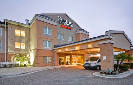 Info Fairfield Inn & Suites Tampa Fairgrounds/Casino