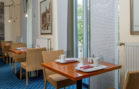 Breakfast room Star Inn Hotel Premium Bremen Columbus, by Quality