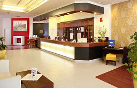Lobby Star Inn Hotel Premium Bremen Columbus, by Quality