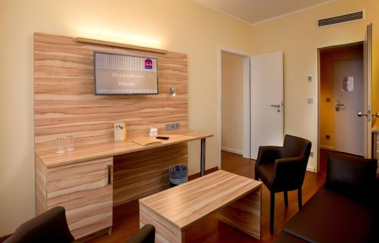 Double room (superior) Star Inn Hotel Premium Bremen Columbus, by Quality