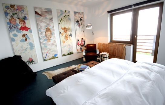 Chambre double (confort) hotel12
