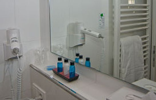 Bagno in camera 4mex hotel & living