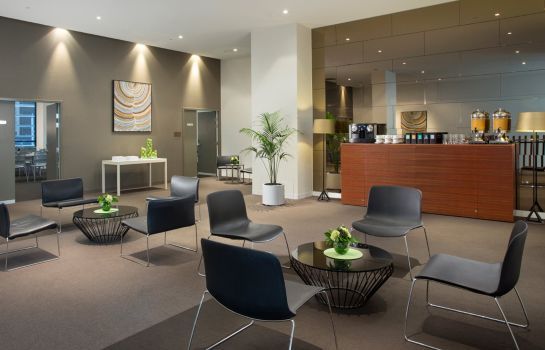 Hotelhalle CITADINES ON BOURKE MELBOURNE