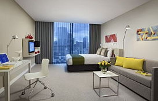 Zimmer CITADINES ON BOURKE MELBOURNE
