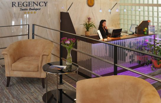 Reception Regency Suites