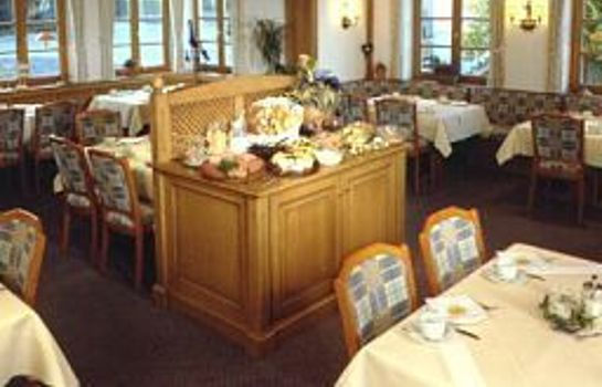 Breakfast room Donner Landhotel