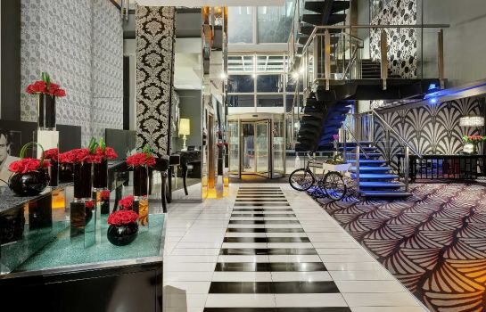 Hotelhal Protea Hotel Fire & Ice Johannesburg Melrose Arch