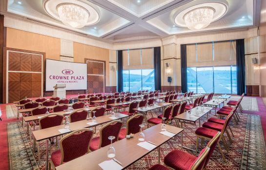 Conference room Crowne Plaza ISTANBUL - ASIA