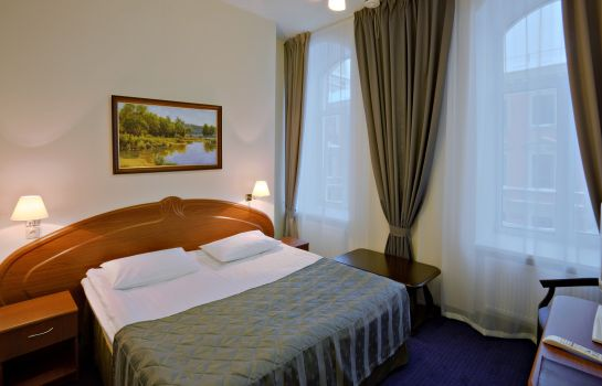 Double room (superior) Cronwell Inn Stremyannaya