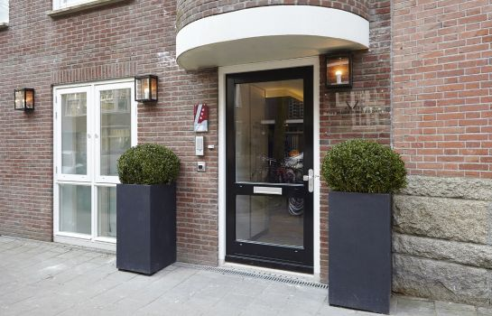 Info The Muse Amsterdam Boutique Hotel