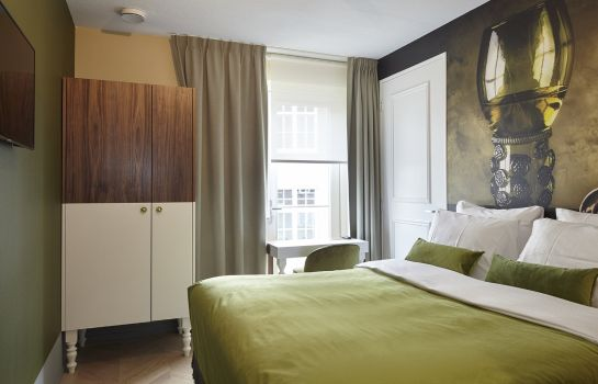 Zimmer The Muse Amsterdam Boutique Hotel