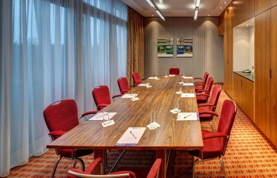 Conference room Hilton Garden Inn Frankfurt Airport