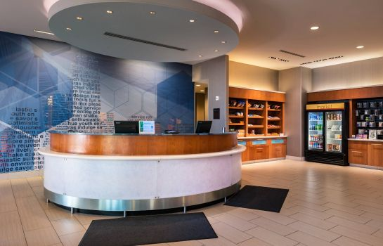 Hotelhal SpringHill Suites Pittsburgh Southside Works