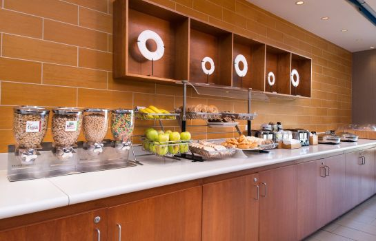 Restaurant SpringHill Suites Pittsburgh Southside Works