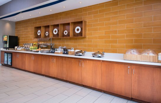 Restaurante SpringHill Suites Pittsburgh Southside Works