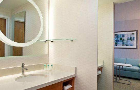 Habitación SpringHill Suites Pittsburgh Southside Works