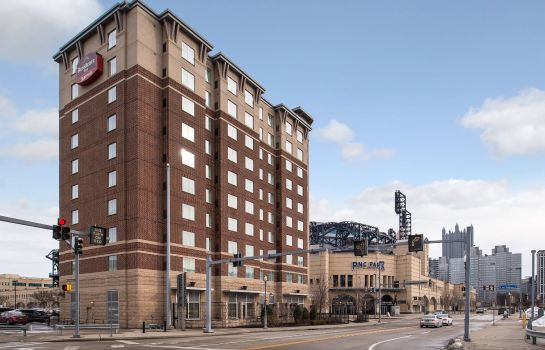 Vista esterna Residence Inn Pittsburgh North Shore