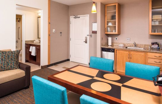 Suite Residence Inn Pittsburgh North Shore