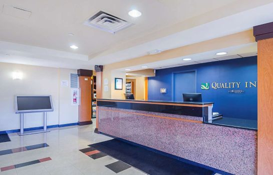 Hol hotelowy Quality Inn Boston-Revere