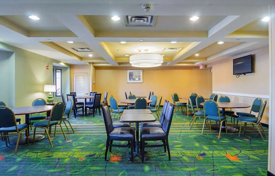 Restauracja Quality Inn Boston-Revere