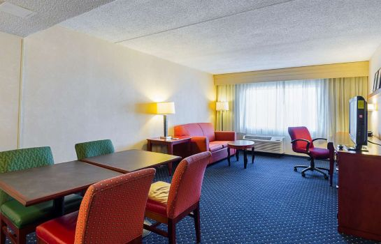 Pokój Quality Inn Boston-Revere