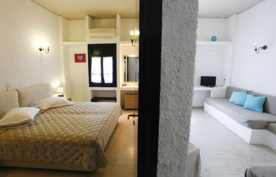 Double room (standard) Mare e Vista Epaminondas