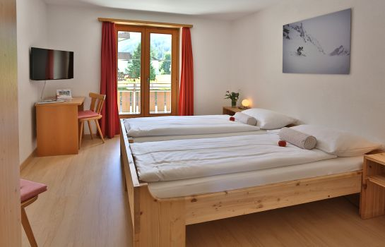 Chambre double (standard) Sport-Lodge Klosters