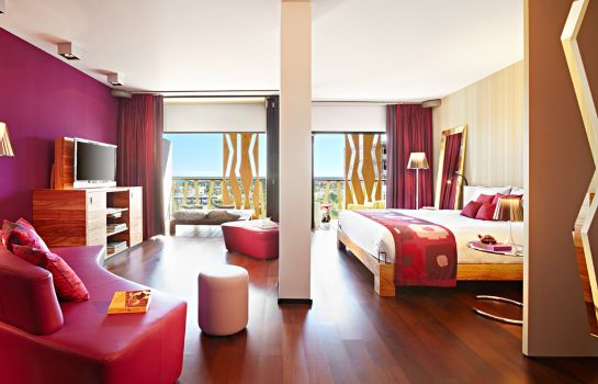 Suite junior Bohemia Suites & Spa
