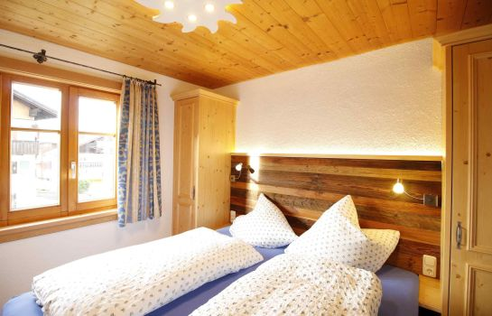 Single room (standard) Sonne Berggasthof