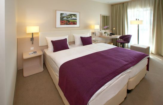 Chambre double (confort) GHOTEL hotel & living