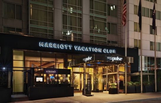 Vista exterior Marriott Vacation Club Pulse New York City