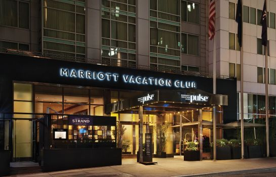 Exterior view Marriott Vacation Club Pulse New York City