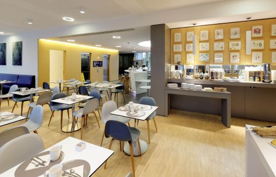 Hotel-Bar Novotel Suites Luxembourg