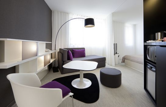 Information Novotel Suites Luxembourg