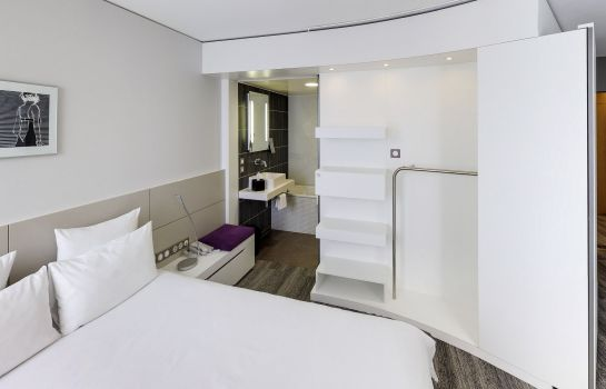 Zimmer Novotel Suites Luxembourg