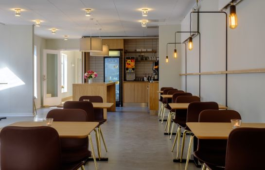 Breakfast room Zleep Hotel Kalundborg