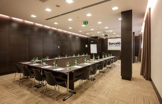 Vergaderkamer Occidental Praha Five - part of Barcelo Hotel Group
