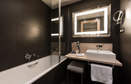 Badkamer Occidental Praha Five - part of Barcelo Hotel Group