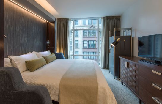 Zimmer Marriott Vacation Club Pulse New York City