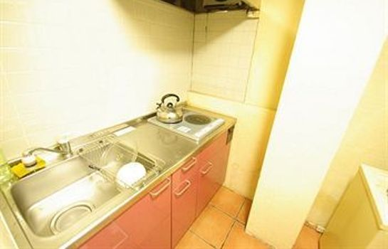 Kitchen in room STAYTO