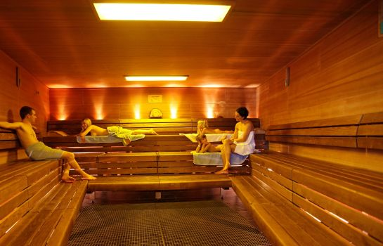 Sauna Sole-Felsen-Bad Hotel
