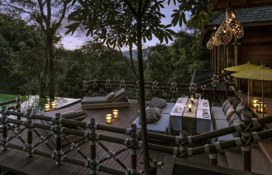 Suite Four Seasons Tented Camp