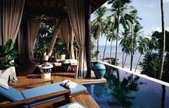 Room Four Seasons Resort Koh Samui