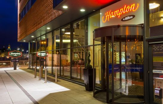Außenansicht Hampton by Hilton Liverpool City Centre