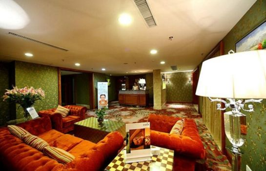 Vista all'interno King Century Hotel