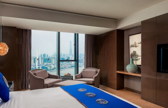 Suite InterContinental Hotels SHANGHAI EXPO
