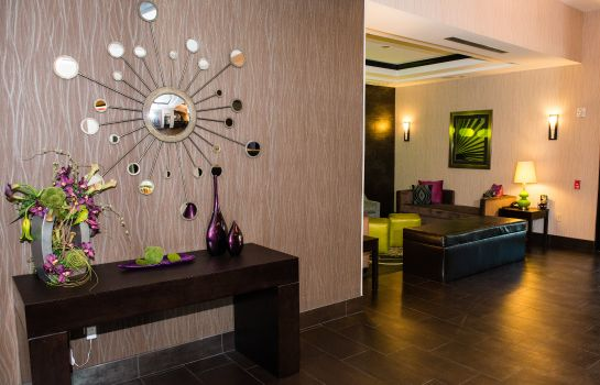Hotelhalle Holiday Inn Express & Suites HOUSTON NW BELTWAY 8-WEST ROAD