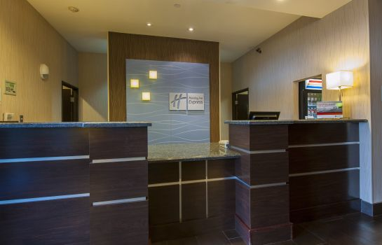 Lobby Holiday Inn Express & Suites HOUSTON NW BELTWAY 8-WEST ROAD